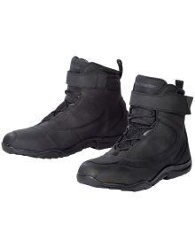 Tourmaster Response 3.0 Waterproof Road Boot Matte Black