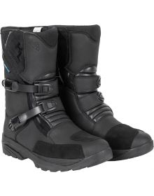 Tourmaster Trailblazer WP Boots Black