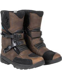 Tourmaster Trailblazer WP Boots Brown