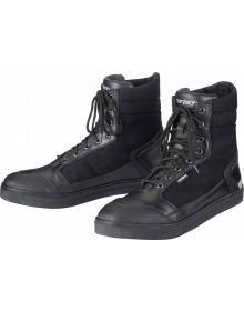 Cortech Vice Waterproof Shoe Black/Black