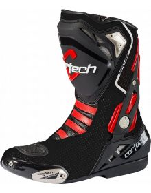 Cortech Impulse Air Boots Black