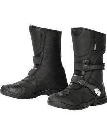 Cortech Turret Waterproof Boots Black