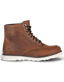 Cortech Flathead Boots Brown