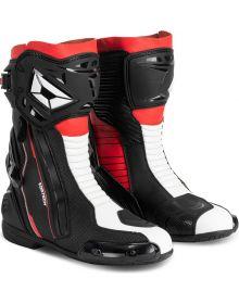 Cortech Adrenaline GP Boot Flourescent Red