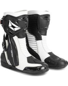 Cortech Adrenaline GP Boot White