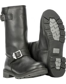 Highway 21 Primary Engineer Tall Boots Black
