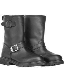 Highway 21 Primary Engineer Low Boots Black