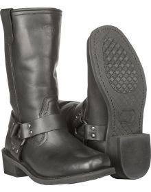 Highway 21 Spark Tall Boots Black