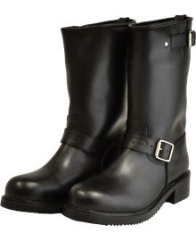 Oxford Cruiser Boot Black
