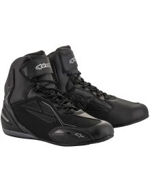 Alpinestars Stella Faster-3 Drystar Womens Riding Shoe Black
