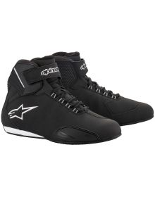 Alpinestars Stella Sektor Waterproof Womens Shoe Black