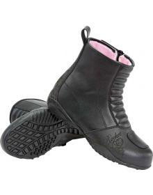 Joe Rocket Trixie Womens Boots Black