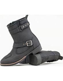 Joe Rocket Moto Adira Womens Boots Black
