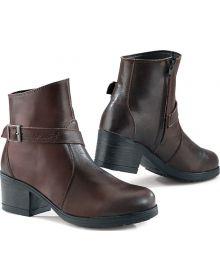 TCX X-Boulevard Womens Waterproof Boots Vintage Brown