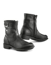 TCX Lady Biker Waterproof Womens Boots Black