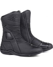 Tourmaster Solution WP V3 Womens Boots Black