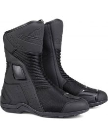 Tourmaster Solution Air V2 Womens Boots Black