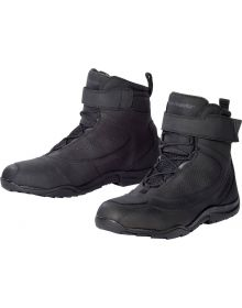Tourmaster Response Womens Boots Black