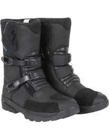 Tourmaster Trailblazer Womens Boots Black