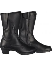 Oxford Valkyrie Womens Boots Black