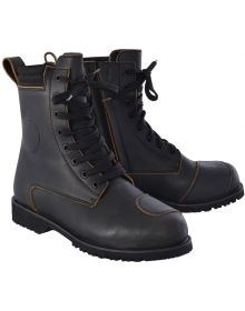 Oxford Magdalen Womens Boots Black