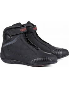 Cortech Chicane Air Womens Shoes Black