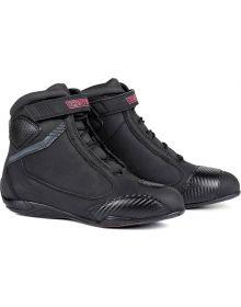 Cortech Chicane WP Womens Shoes Black