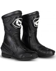Cortech Apex RR Air Womens Boots Black