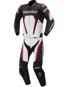 Alpinestars GP Pro Two-Piece Suit Black/White/Red