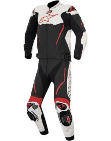 Alpinestars Atem Two-Piece Suit Black/White/Red