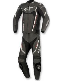 Alpinestars Motegi V2 Two-Piece Suit Black/White/Red