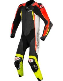 Alpinestars GP Tech V2 One-Piece Suit Black/White/Red