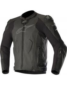 Alpinestars Missile Leather Jacket Black