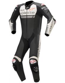 Alpinestars Missile Ignition Race Suit Black/White/Fluorecent Red
