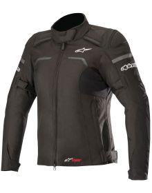 Alpinestars Stella Hyper Drystar Womens Jacket Black