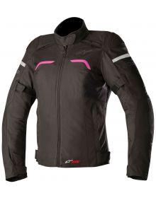 Alpinestars Stella Hyper Drystar Womens Jacket Black/Fuchsia