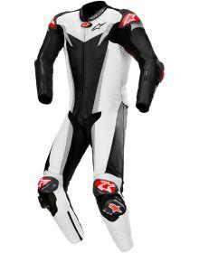 Alpinestars GP Tech One-Piece Suit Black/White/Silver