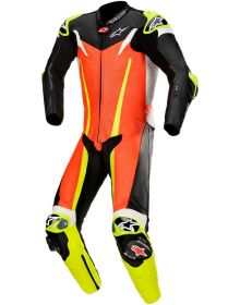 Alpinestars GP Tech One-Piece Suit Red/Black/Yellow