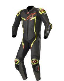 Alpinestars GP Pro V2 One-Piece Suit Black/Gray/Fluo Yellow