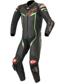 Alpinestars GP Pro V2 One-Piece Suit Black/Bright Green