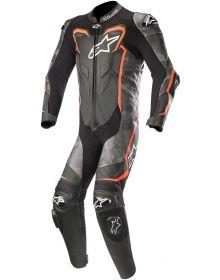 Alpinestars GP Plus Camo One-Piece Suit Black/Camo/Fluo Red
