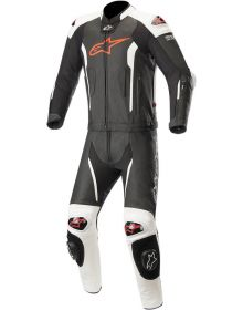 Alpinestars Missile Two-Piece Suit Black/Red/White