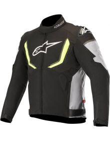 Alpinestars T-GP R V2 Jacket Black/Gray/Fluo Yellow