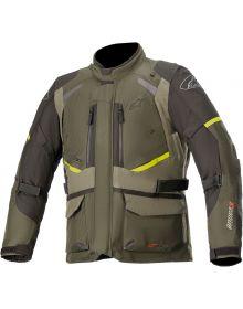 Alpinestars Andes v3 Drystar Jacket Forest/Military Green