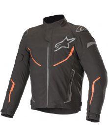 Alpinestars T-Fuse Sport Waterproof Jacket Black/Fluo Red