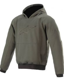 Alpinestars Ageless Pullover Hoodie with Reinforcement Military Green