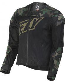 Fly Racing Flux Air Jacket Camo