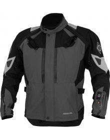 Firstgear 37.5 Kilimanjaro Textile Jacket Grey/Black