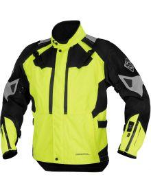 Firstgear 37.5 Kilimanjaro Textile Jacket DayGlo/Black