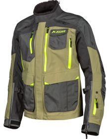 Klim Carlsbad Jacket Sage/Hi-Vis